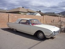 1961 T-Bird Coupe in Alamogordo, New Mexico