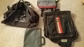 assorted travel bags in Fort Sam Houston, Texas