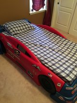 Car bed in Sandwich, Illinois