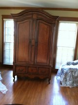 Toms Price Walnut Armoire in Naperville, Illinois