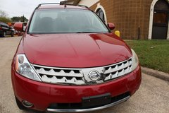 2007 Nissan Murano- Clean title- Back Up camera in Katy, Texas