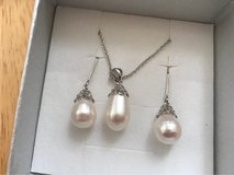 Fresh Water Pearl Earring Set in Pearl Harbor, Hawaii