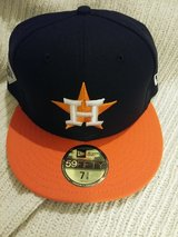 ASTROS WORLD SERIES BASEBALL HATS in The Woodlands, Texas