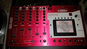 PRICE REDUCED to sell!! like new condition dj mixer in Yorkville, Illinois