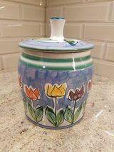 Richard Mund Pottery Cookie Jar in Glendale Heights, Illinois