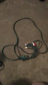 Xbox 360 component HD a cable in Leesville, Louisiana