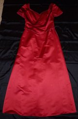 Red Wine Prom Dress, Evening Gown, Bridesmaid Dress, Valentine's Dress - $20.00 in Kingwood, Texas