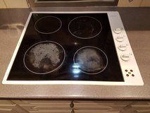 Halogen cooker hob in Lakenheath, UK