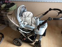 High quality convertible stroller in Ramstein, Germany