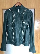Leather Jacket, New in Ramstein, Germany
