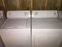 Whirlpool Washer And Dryer in Camp Lejeune, North Carolina