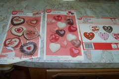 Valentine candy trays in Kingwood, Texas