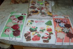 Christmas candy trays in Kingwood, Texas