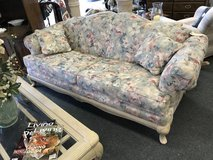 Floral Sofa in Bolingbrook, Illinois