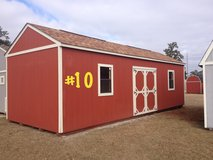 12x30 Utility Barn Storage Building Shed!! in Moody AFB, Georgia