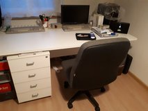 office desk and chair in Ramstein, Germany