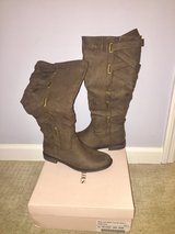 Just Fab boots size 8 NEW in Warner Robins, Georgia