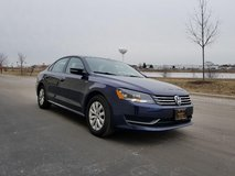 2013 Volkswagen Passat Wolfsburg Edition in Lockport, Illinois