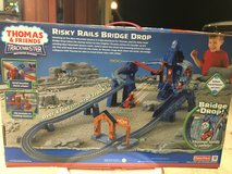 Thomas and Friends Risky Rails Bridge Drop in Travis AFB, California