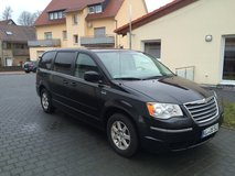 2010 Chrysler Town and Country in Ramstein, Germany