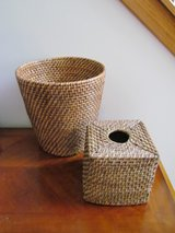 Wicker Bathroom Accessories in Elgin, Illinois