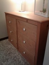 Wooden 6 drawer dresser in Fort Knox, Kentucky