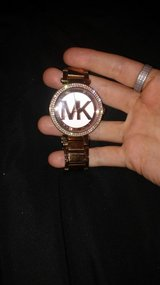 Micheal Kors Gold Female Watch in Fort Leonard Wood, Missouri