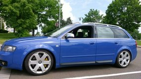 2003 AUDI S4 B6 8E 4.2 V8 AWD 6 SPEED in Ramstein, Germany