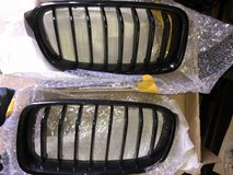 2011+ F30 BMW 320, 328 or 335 Gloss Black Kidney Grills in Ramstein, Germany