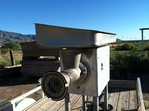 Hobart commercial meat grinder in Alamogordo, New Mexico