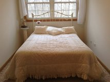 Bed frame and mattress in Sandwich, Illinois