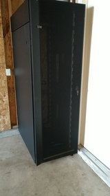 IBM server racks, model 7014/42U in Oceanside, California