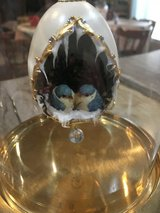 Valentine Lovebirds Glass Dome in Fort Campbell, Kentucky
