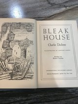 Dicken's Bleak House hardback in Fort Campbell, Kentucky