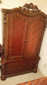 Meridian Luxor Armoire in Fort Sam Houston, Texas