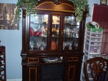 2 china hutches and dinning room table n chairs in Fort Leonard Wood, Missouri
