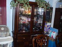 china hutch (2 of them n table n chairs) in Fort Leonard Wood, Missouri