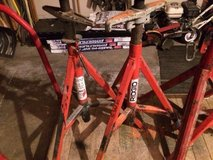 Ridgid pipe stands sold per pair (2 ea) in Naperville, Illinois