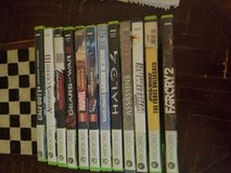 Xbox 360 games in Tomball, Texas