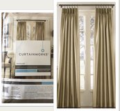 Lined 84 inch curtains in Shorewood, Illinois