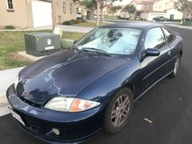 2002 Chevy Cavalier  MOVING-MUST SELL !!! in Camp Pendleton, California