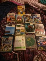 Wii games in Fort Polk, Louisiana