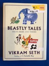 *Hardcover Beastly Tales in Okinawa, Japan
