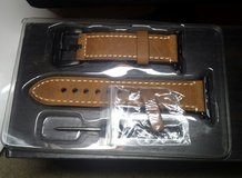 Apple Watch band 42mm genuine leather brown in Fort Campbell, Kentucky