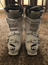 Ski Boots Size 24.5— means 7.5 womens in Fort Leonard Wood, Missouri