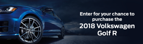 2018 Golf R available - ONLY 10 in Stuttgart, GE