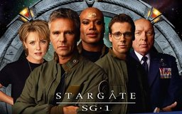 *WANTED* STARGATE SG 1 DVD in Wiesbaden, GE