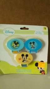 Mickey Mouse Pacifier Holder - 3 pk. in Oswego, Illinois