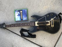 Xbox one guitar hero live and 2 wireless guitars in Camp Pendleton, California