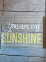 You Are My Sunshine Wall Decor in Baumholder, GE